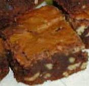 close up image of Ten Plus Brownies