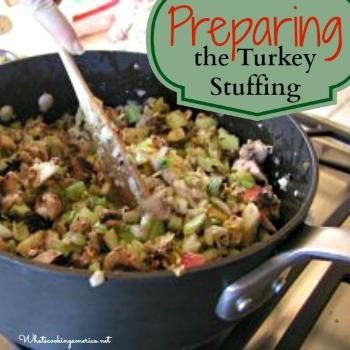 Turkey Stuffing or Dressing