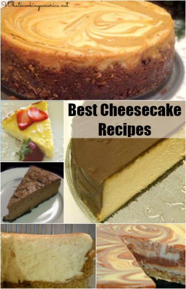 Best Cheesecake Recipes - Collection of cheesecake recipes