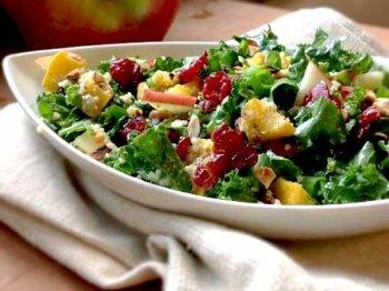 Kale Harvest Salad