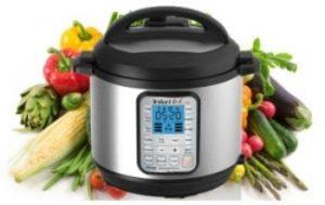 Instant Pot Programmable Pressure Cooke