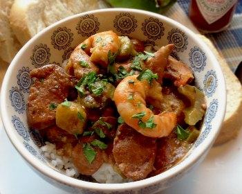 Gumbo Ya Ya with Shrimp