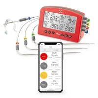 Thermoworks Signal BBQ Alarm Thermometer