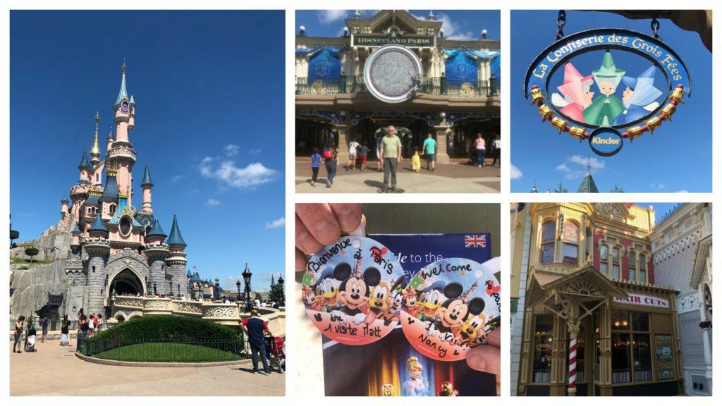 Food Travels- France Disneyland Paris