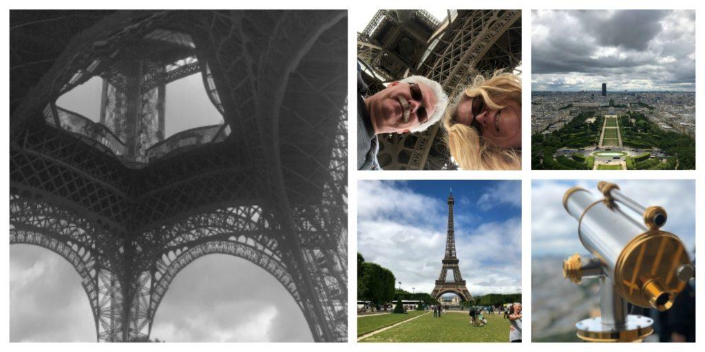 Food Travels - Paris Eiffel Tower