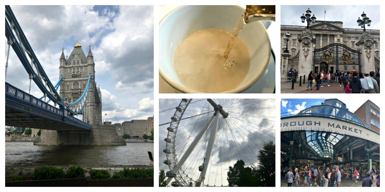 Food Travels London