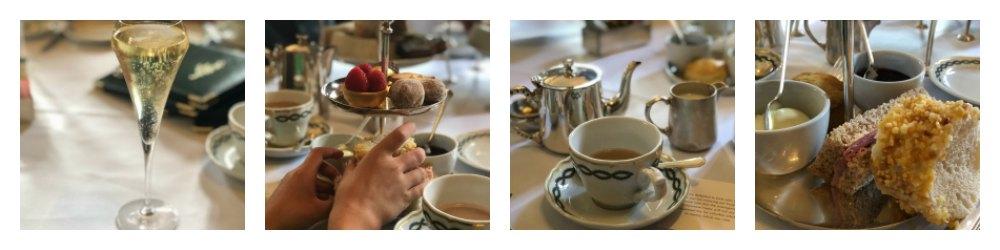 London Food Travels Milestone Hotel Afternoon Tea