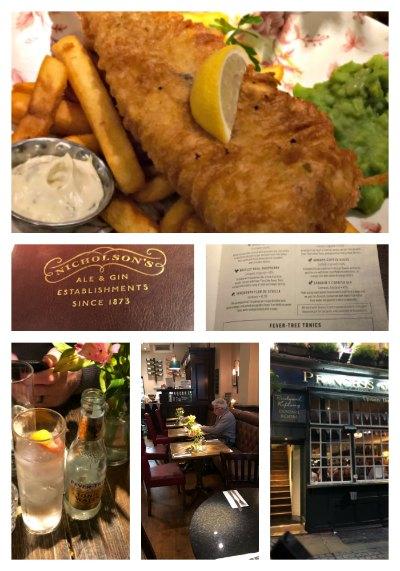 London Food Travels