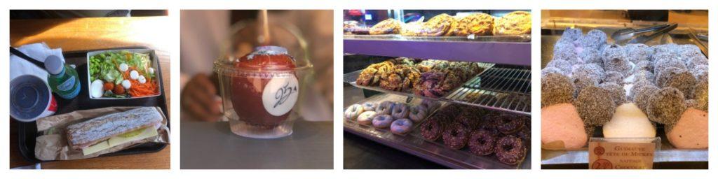 Food Travels - France Food in Disneyland Paris