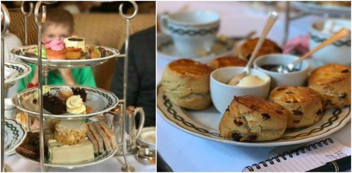 Milestone Hotel Royal Afternoon Tea
