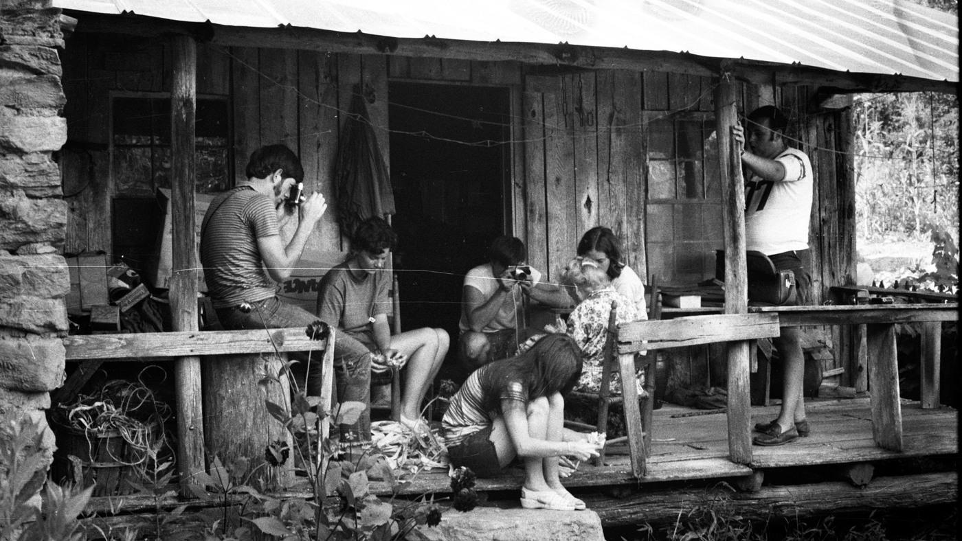 Appalachian Mountain Folk